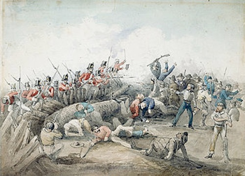 Eureka_stockade_battle